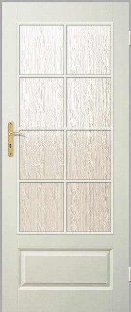 Drzwi z przeszkleniami Fiord Pol-Skone