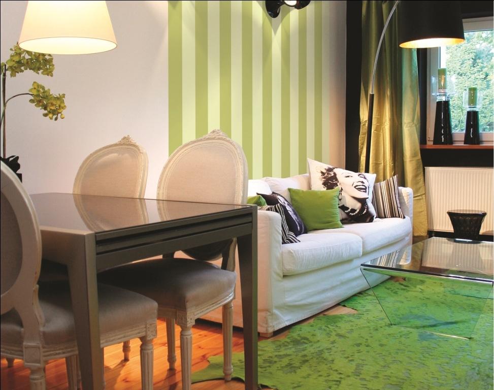 Pokój pomalowany farbami Beckers Designer Colour