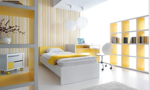 Sypialnia W Kawalerce Małe Mieszkanie