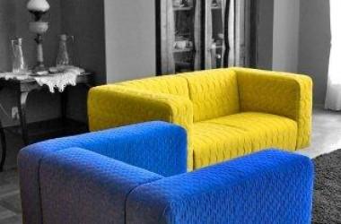 Kolorowe sofy Mafuf