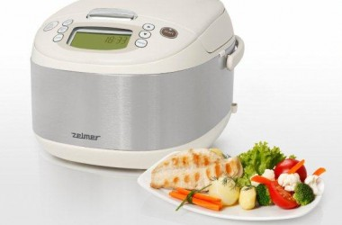 Multicooker Zelmer – potrafi piec, gotować, smażyć…