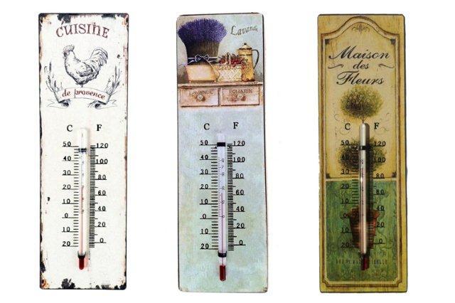 Termometry, 19,99 zł szt. Lawendowy Kredens
