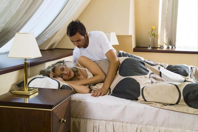 Łóżko z materacem Janpol
