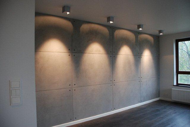 beton architektoniczny - wykonanie Top Kolor