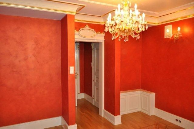farba dekoracyjna Ottocento - wykonanie Top Kolor