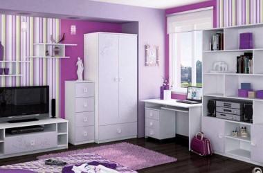Pokój nastolatki – kolekcja mebli marki BAGGI Design