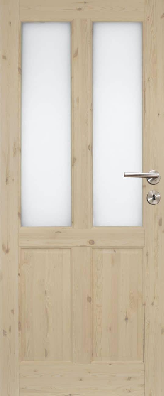 Drzwi Viena z przeszkleniami