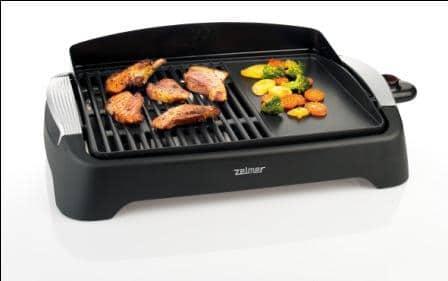 Grill elektryczny Zelmer grill 40z012