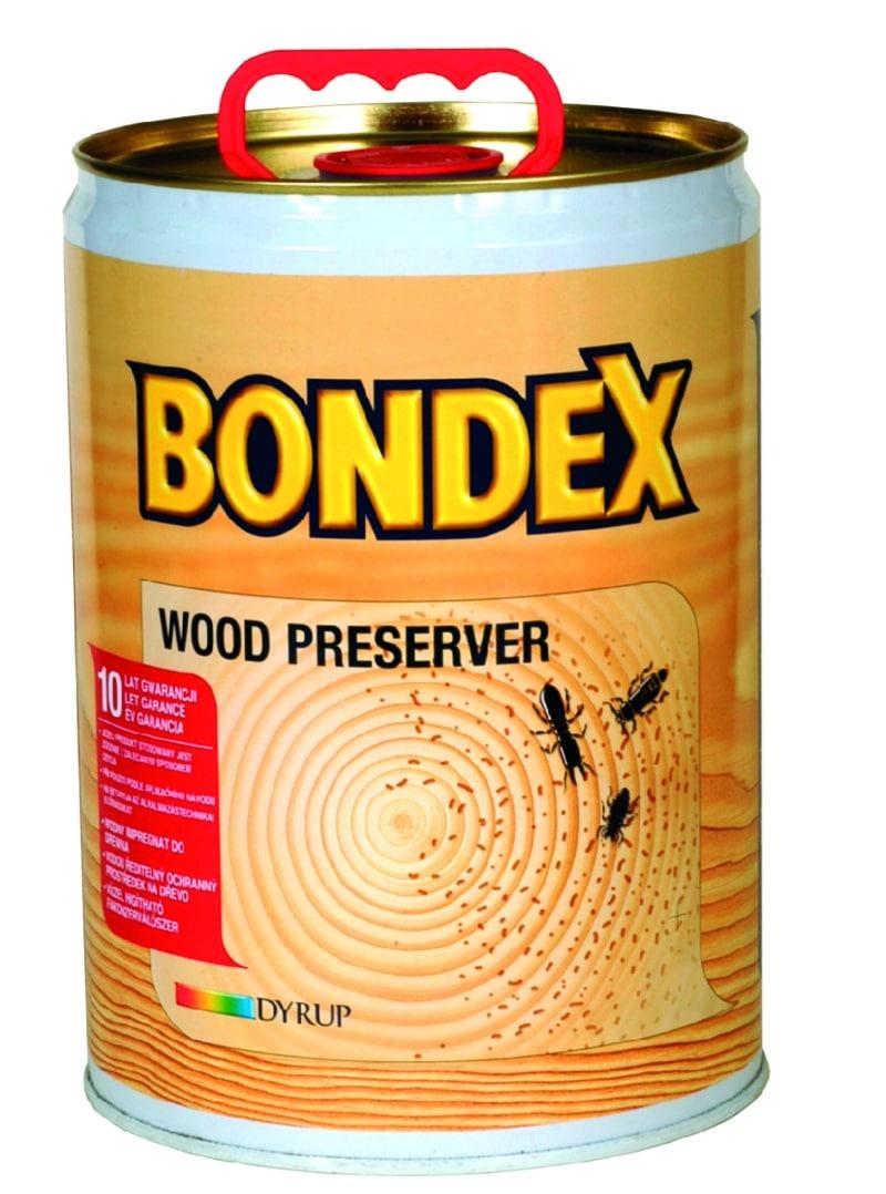 Bondex Impregnat Wood Preserver