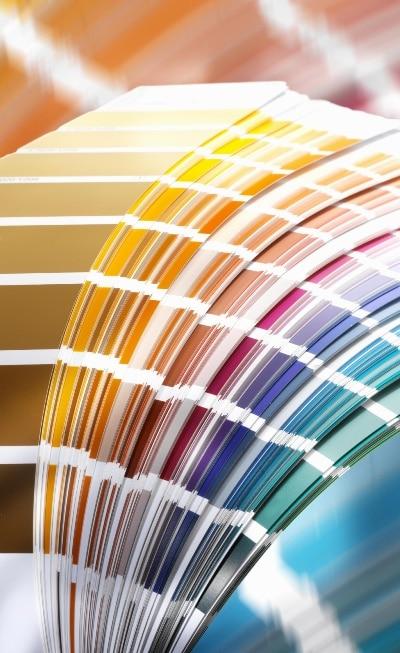 Wzornik kolorów firmy Sigma