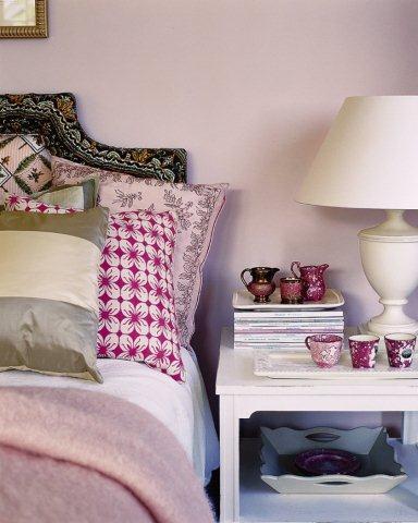Różowy - odpowiedni kolor do sypialni