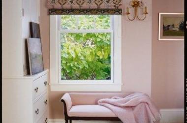 Różowy kolor w mieszkaniu – elegancja czy kicz