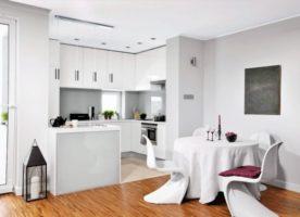 Biała kuchnia – jaki blat?