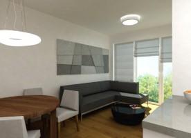 Łączenie kolorów – czarno-białe zestawienia w pokoju