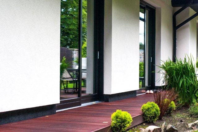 Drzwi balkonowe Bertrand, podnośno-przesuwne