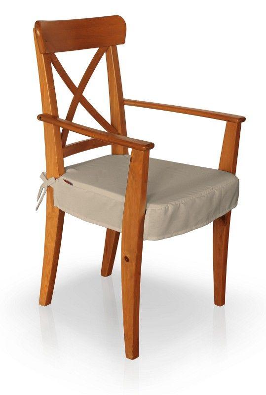 Krzesło w tkaninie Cotton panama - dekoria.pl