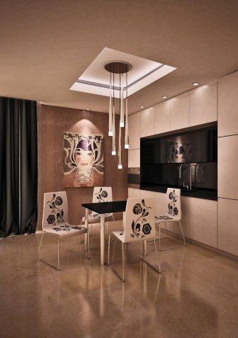 Krzesła Cafe VII etno Nowy Styl