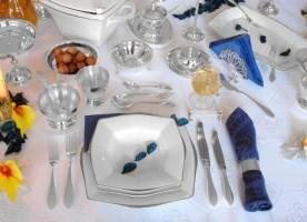 Bon ton przy stole – nakrywamy stół