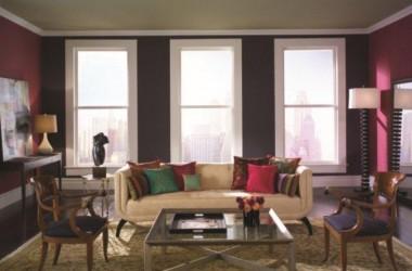 Amerykański styl w mieszkaniach, czyli kolory Home Sweet Home