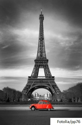 Wieża Eiffla - Fotolia