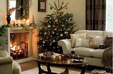 Kolory Świąt w mieszkaniu