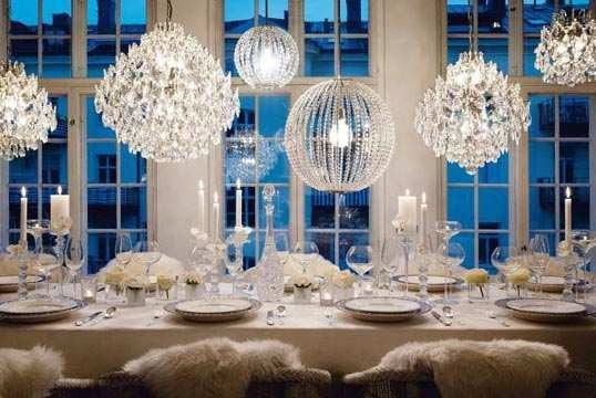 Kryształowy połysk - to idealny pomysł na Święta