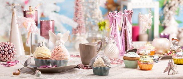 Desery na świątecznym stole - naczynia i dekoracje Home & You