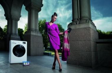 Pralki idealne do prania kolorów