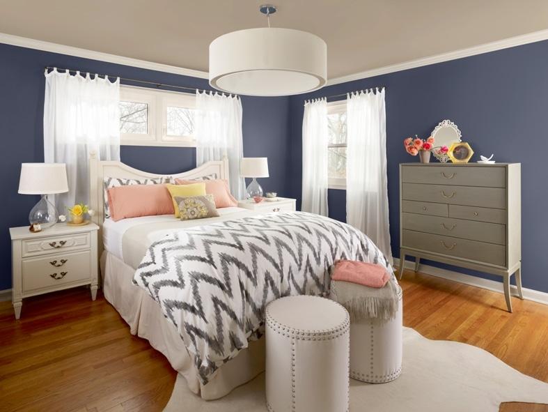 Malowanie Mieszkania Modne Kolory Farb W 2013 Roku Porady