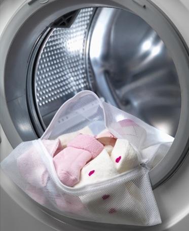 Worek do prania bielizny.