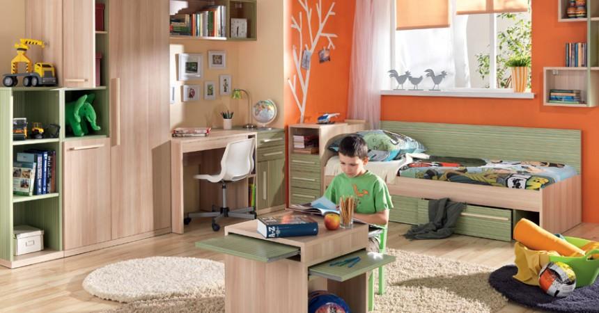 Umeblowanie Pokoju Dla Malego Chlopca Mieszkanie Dla Dzieci