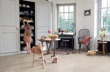 Podłoga bez kleju – panele podłogowe