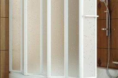 Wanna czy prysznic: parawany nawannowe