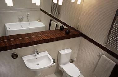 Wielkość łazienki nie ma znaczenia