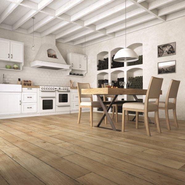 Podłoga drewniana, dębowa marki Jean Marc Artisan model Sommelier