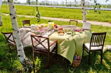 Jadalnia w ogrodzie – najlepsze pomysły