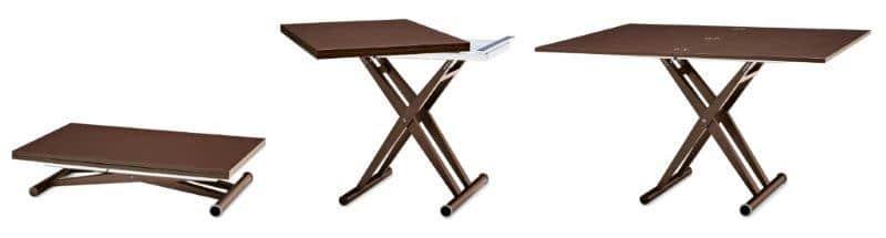 Składany stolik Eccelent Brio