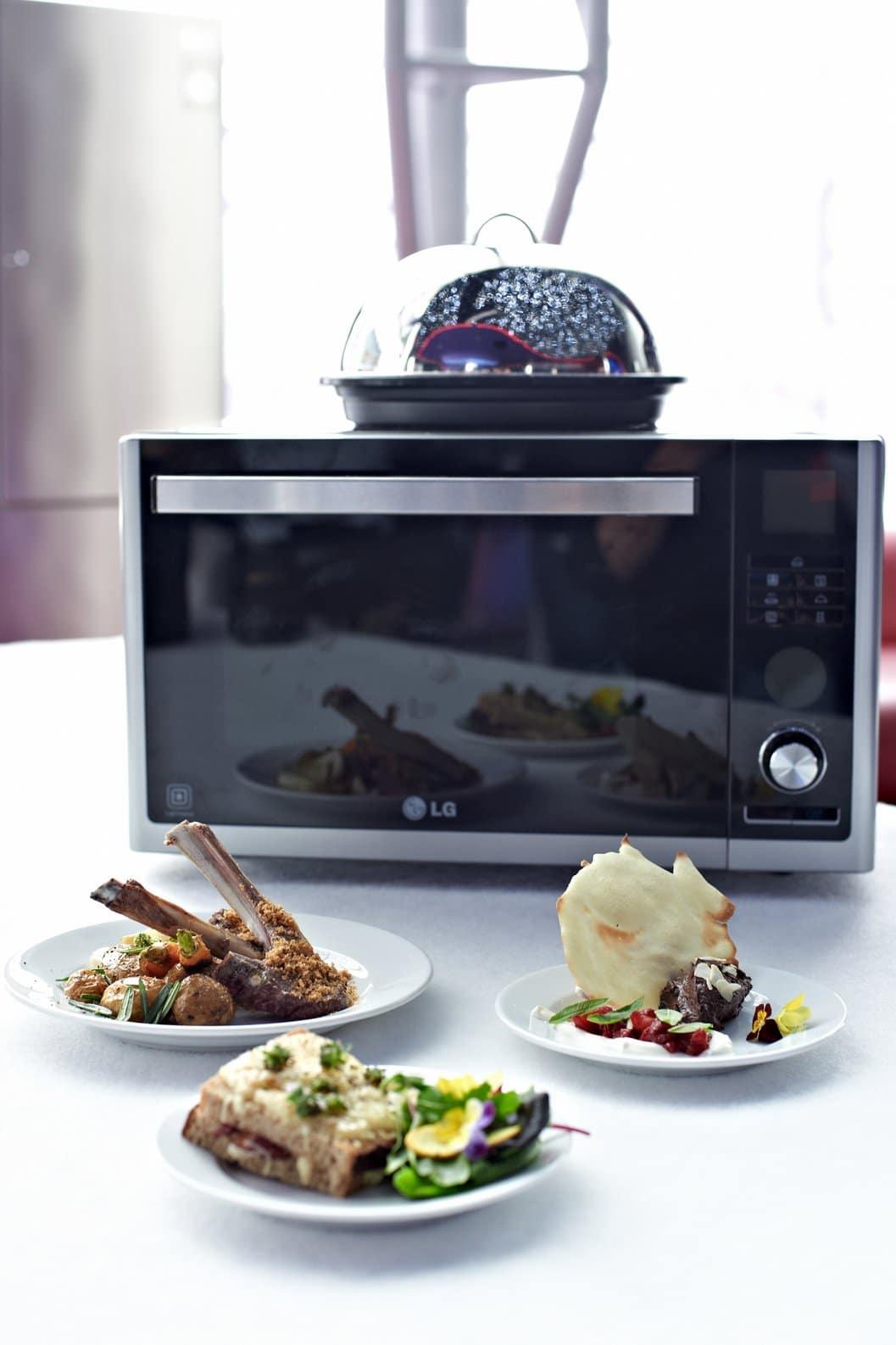 6 trybów pracy piekarnika pozwala dopasować warunki pieczenia do potrzeb danego dania