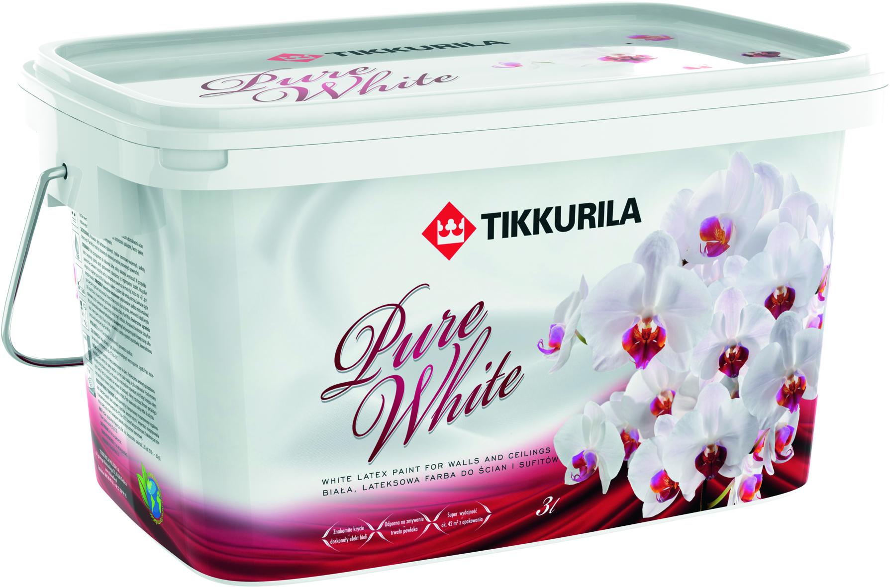 Tikkurila Pure White