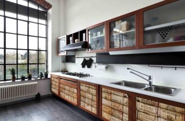 Jak szybko odnowić meble kuchenne – okleiny samoprzylepne