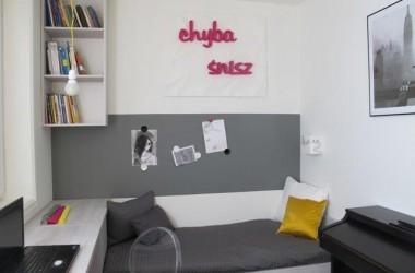 Jak sprytnie urządzić mały pokój
