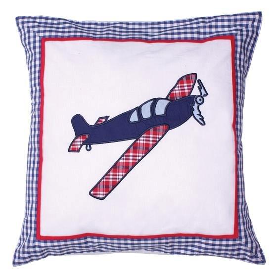 Poduszka z samolotem