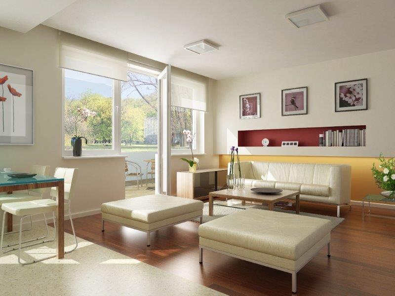 Osiedle Alpha - RED Real Estate Development - mieszkanie pokazowe