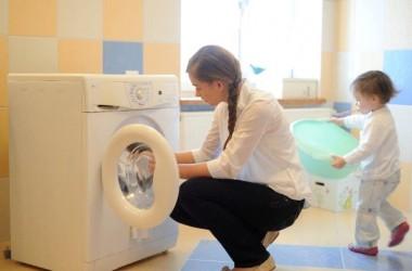 Twarda woda a pranie w pralce
