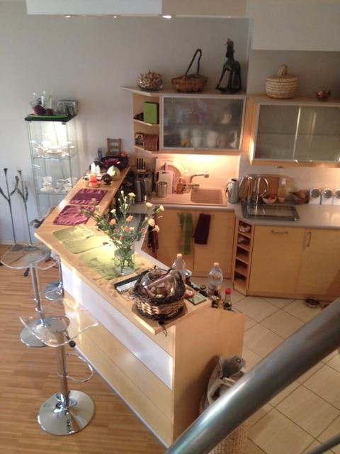 Kuchnia - zdjęcia właścicieli mieszkania