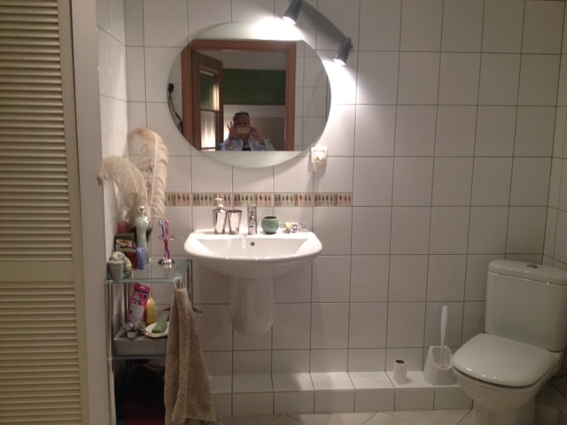 Łazienka gościnna - zdjęcie właścicieli