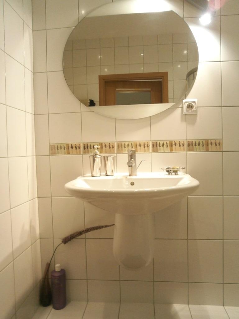 łazienka gościnna - zdjęcie pytanieomieszkanie.pl