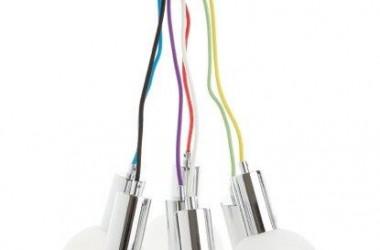 Nowoczesne oświetlenie, czyli żarówka na kablu…
