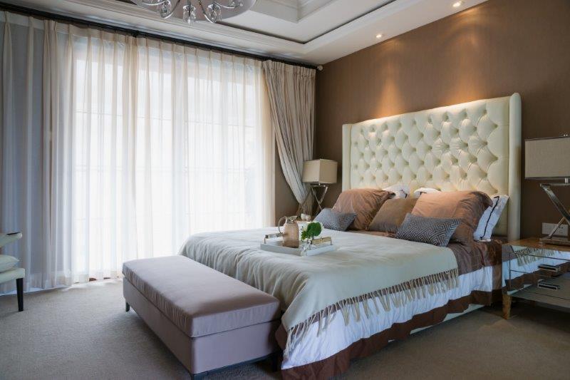 Pomysł na przytulną sypialnię, fot. Porta