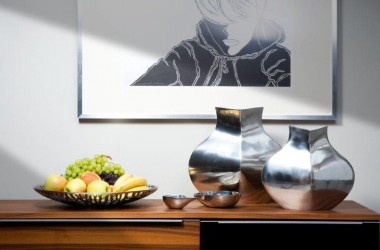 Dekoracje do pokoju; dodatki z aluminium